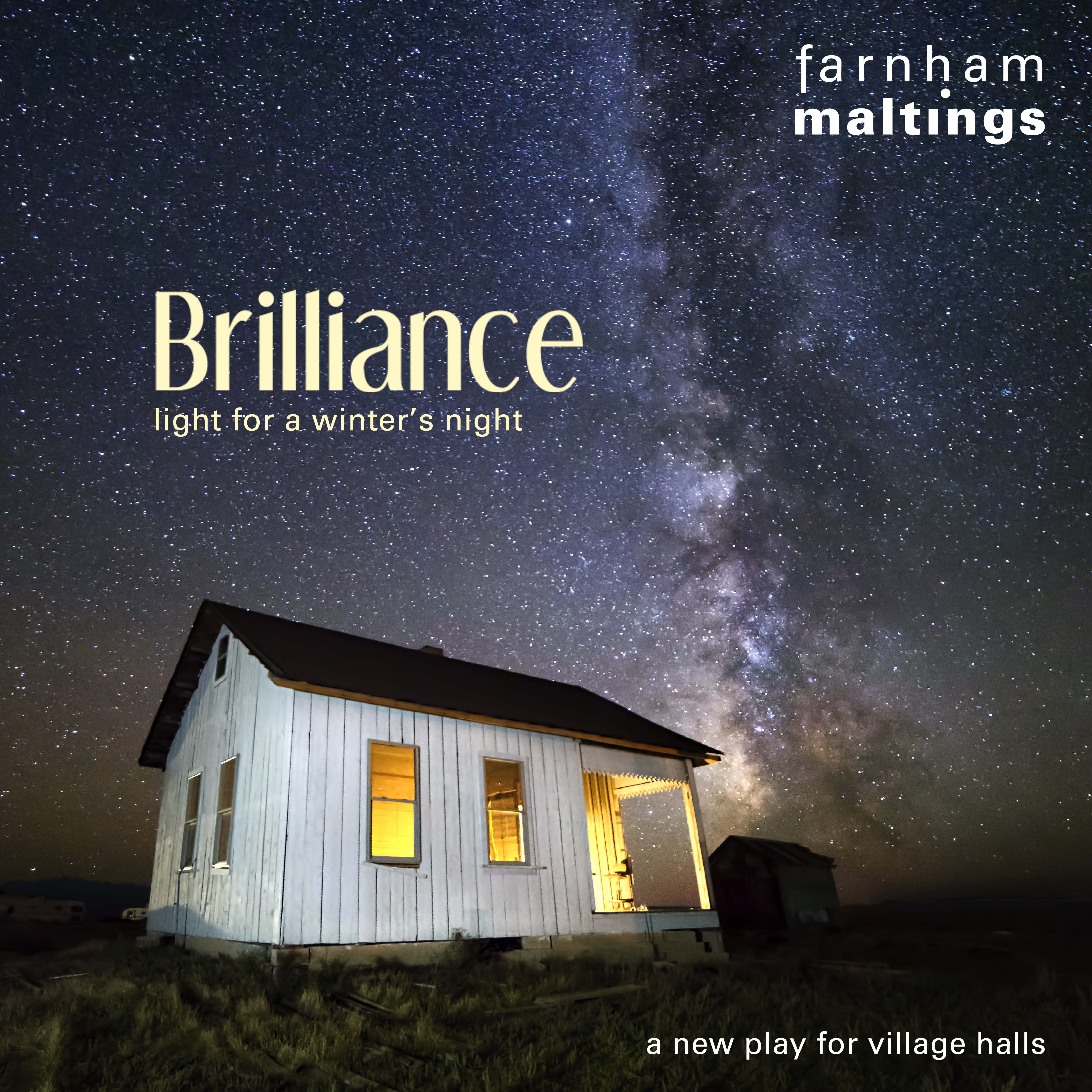 Brilliance - a play by Farnham Maltings - Saturday 17th November 2018