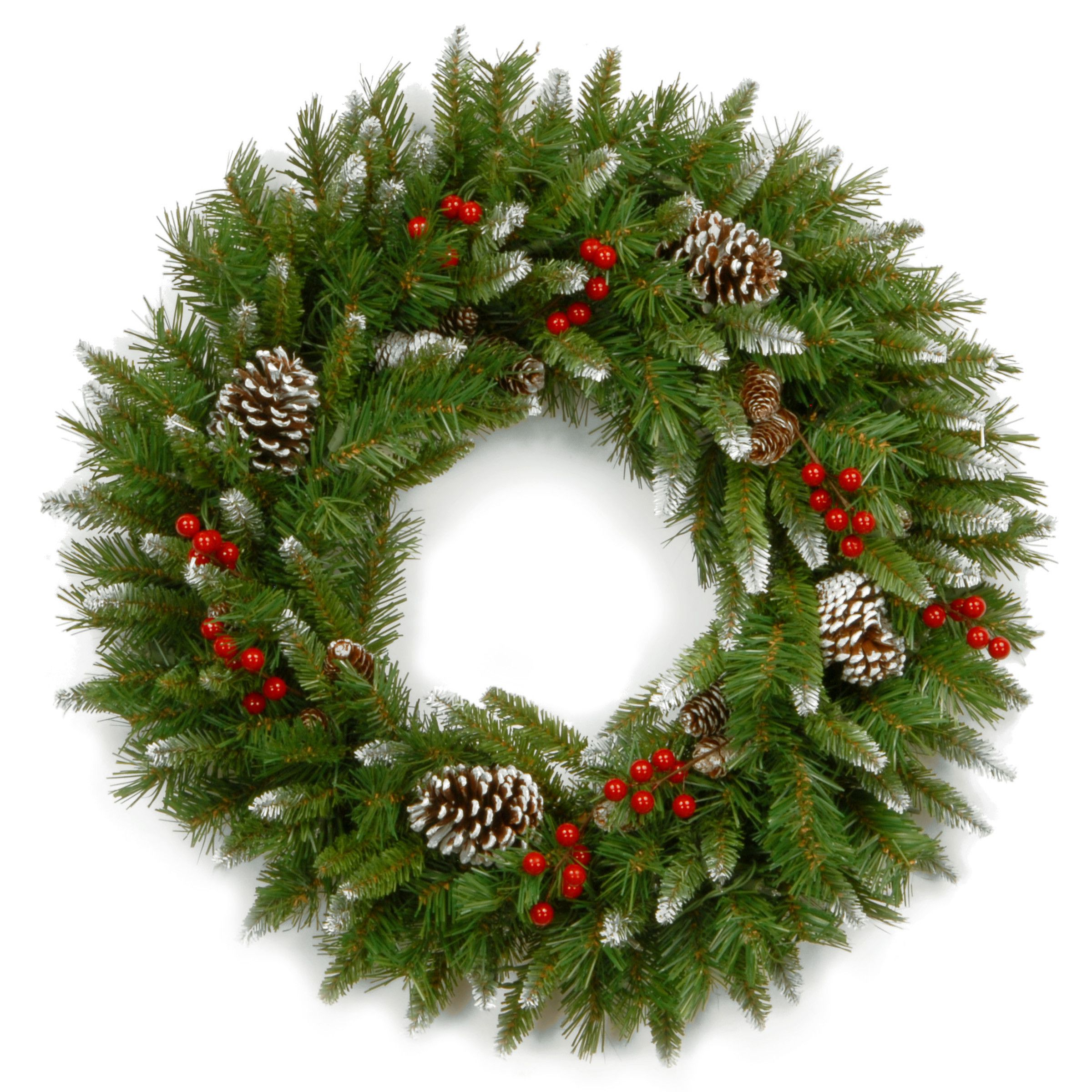 Christmas Wreath Making Workshop - Saturday December 8th 2018