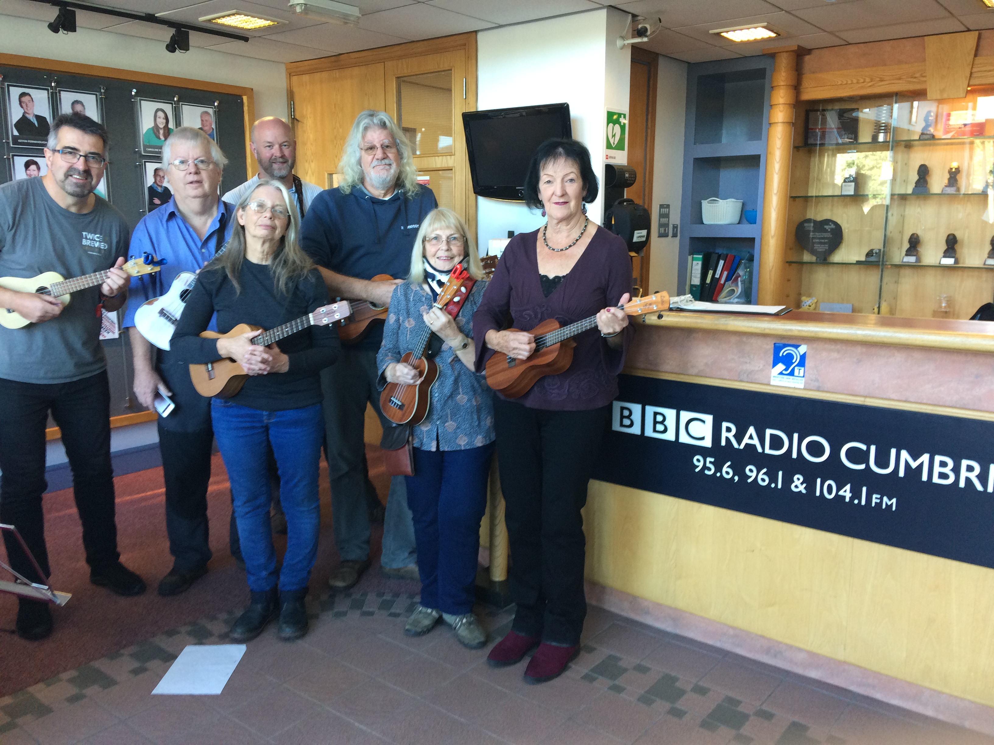 The D'Ukes Ukulele Club - Alternate Thursday Evenings